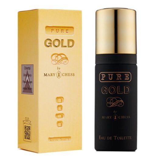 Pure Gold by Mary Chess EdT Férfi Parfüm 50ml