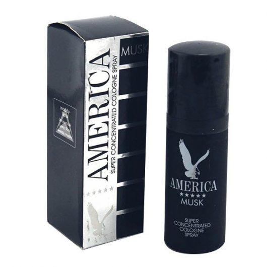 America Musk EdT Férfi Parfüm 50ml