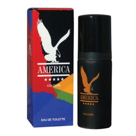 America Colours Férfi Parfüm 50ml