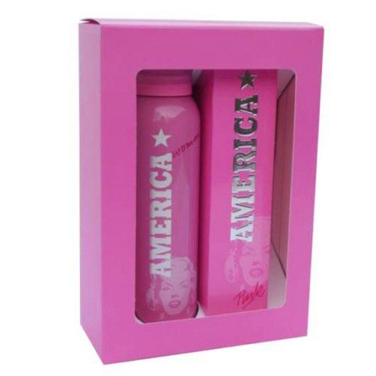 America Pink Parfüm Díszdoboz Hölgyeknek