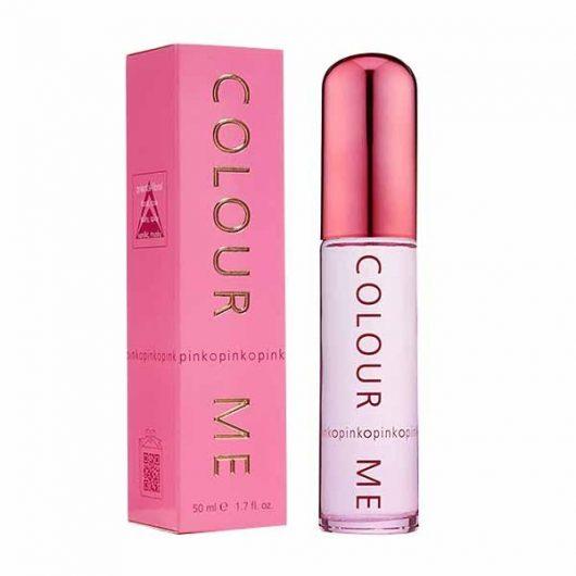 Colour Me Pink Parfum de Toilette Női Parfüm 50ml