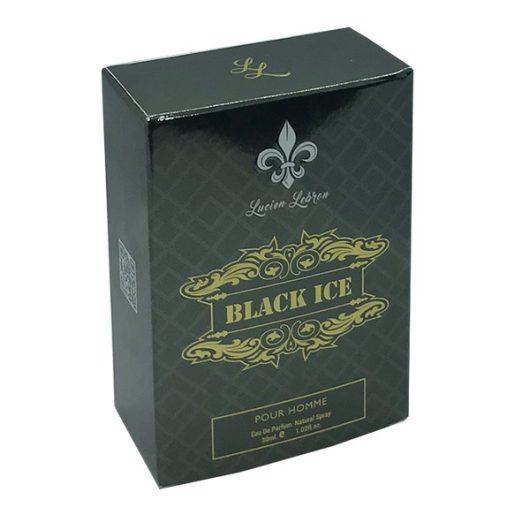 Lucien Lebron Black Ice EDP Férfi Parfüm 30ml