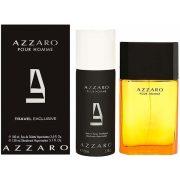 Azzaro Pour Homme EdT 100ml + Deo 150ml Travel Ajándékcsomag Férfiaknak