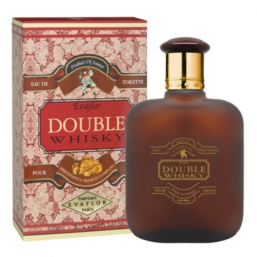 Whisky Double for Men EdT Férfi Parfüm 100ml