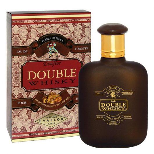 Whisky Double EdT 50ml Férfi Parfüm