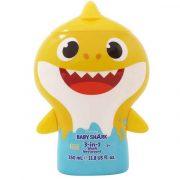 Pinkfong Baby Shark Hab és Tusfürdő Gyerekeknek 350ml