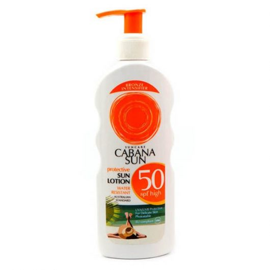 Caban Sun Pumpás Naptej SPF50 150ml