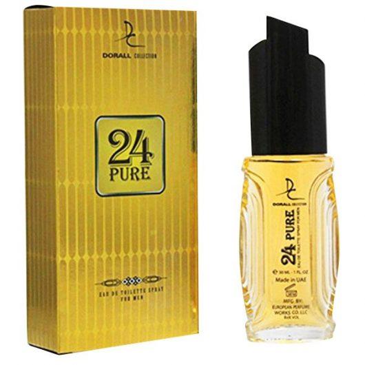 Dorall 24Pure EdT Férfi Parfüm 30ml