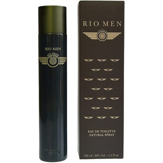 New Brand Rio Men EdT Férfi Parfüm 100ml