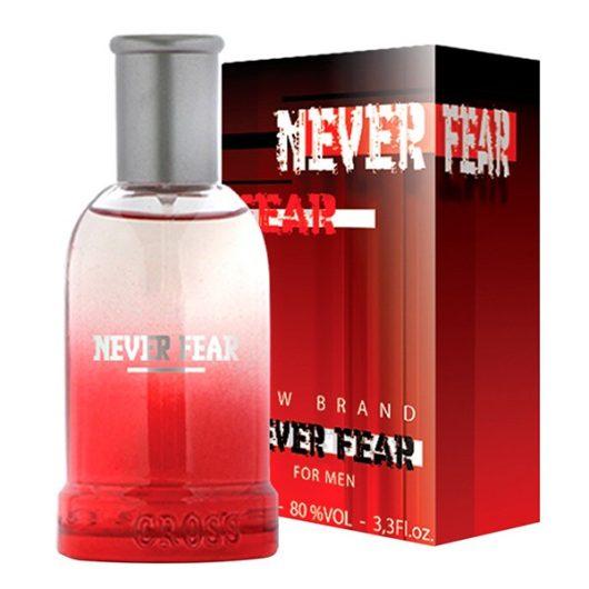 New Brand Never Fear EdT Férfi Parfüm 100ml