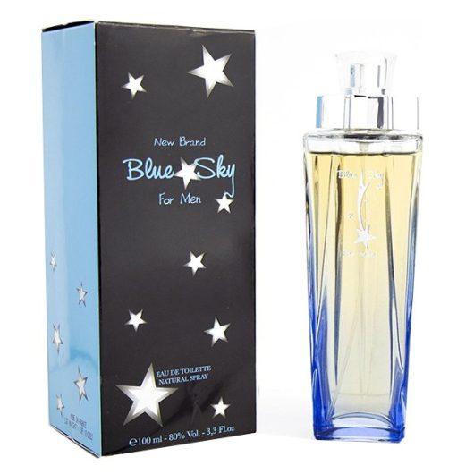 New Brand Blue Sky EdT Férfi Parfüm 100ml