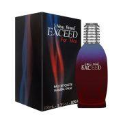 New Brand Exceed EdT Férfi Parfüm 100ml