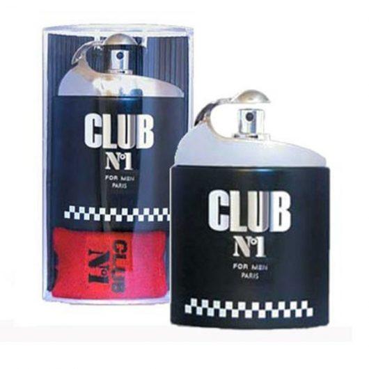 New Brand Club N1 Prestige EdT Férfi Parfüm 100ml