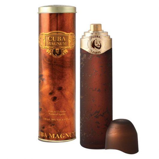 Cuba Magnum Gold EdT Férfi Parfüm 130ml