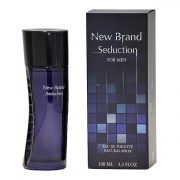 New Brand Seduction Men EdT Férfi Parfüm 100ml