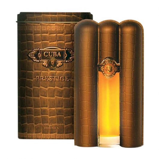 Cuba Prestige Gold For Men EdT Férfi Parfüm 90ml