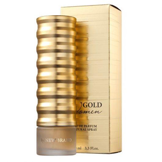 New Brand Gold Prestige Women EdP Női Parfüm 100ml