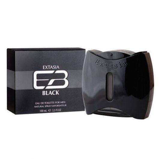 New Brand Extasia Black Prestige EdT Férfi Parfüm 100ml