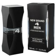 New Brand 4 Men Prestige EdT Férfi Parfüm 100ml