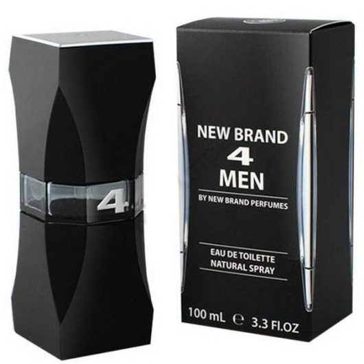 New Brand 4 Men Prestige EdT Férfi Parfüm 100ml