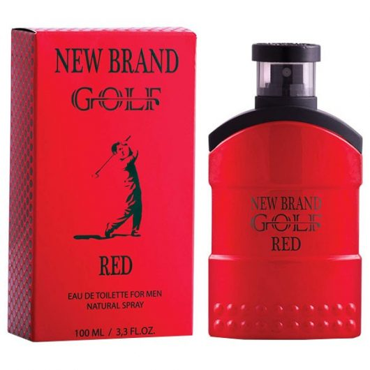 New Brand Golf Red EdT Férfi Parfüm 100ml