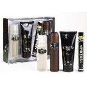 Cuba Black Collection Férfi Parfüm Díszdoboz (Parfüm-After Shave-Shower Gel)