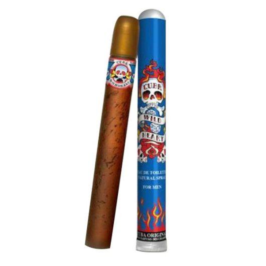 Cuba Wild Heart EdT Férfi Parfüm 35ml