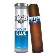 Cuba Silver Blue EdT Férfi Parfüm 100ml