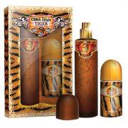 Cuba Tiger Duo Parfüm Díszdoboz Hölgyeknek