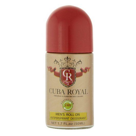 Cuba Royal Roll-on 24h Alkoholmentes Golyós Deo 50ml