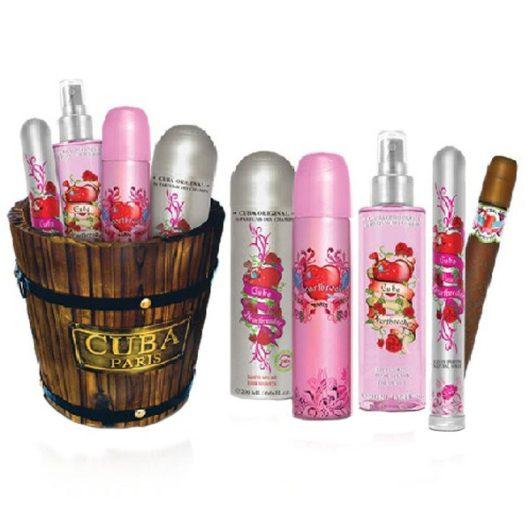 Cuba Heartbreaker Parfüm Kollekció Dézsában