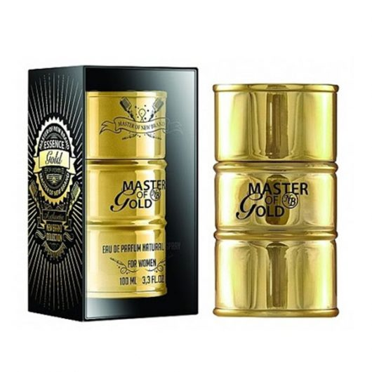 New Brand Master of Essence Pink Gold EdP Női Parfüm 100ml