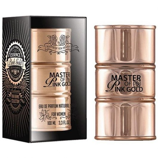 New Brand Master of Pink Gold EdP Női Parfüm 100ml