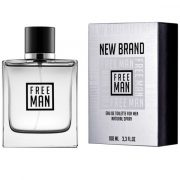 New Brand Free Man Prestige EdT Férfi Parfüm 100ml