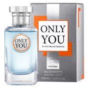 New Brand Only for You Prestige EdT Férfi Parfüm 100ml