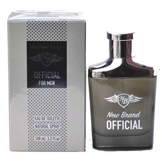 New Brand Official Men Prestige EdT Férfi Parfüm 100ml