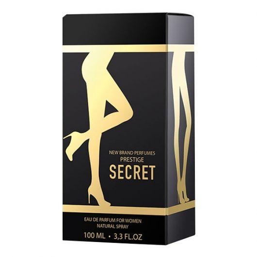 New Brand Prestige Secret Women EdP Női Parfüm 100ml