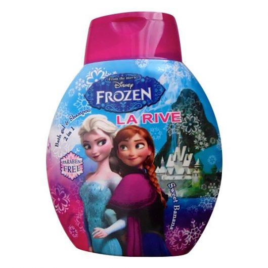 La Rive Disney Frozen Sweet Banana Tusfürdő és Sampon Gyerekeknek