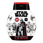 La Rive Stars Wars First Order Tusfürdő és Sampon Gyerekeknek