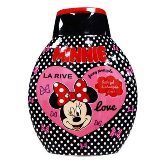 La Rive Disney Minnie Love Tusfürdő és Sampon Gyerekeknek