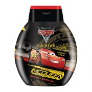 La Rive Disney Cars Sweet Cola Tusfürdő és Habfürdő Gyerekeknek