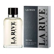 La Rive Grey Point Edt for Men Férfi Parfüm 90ml