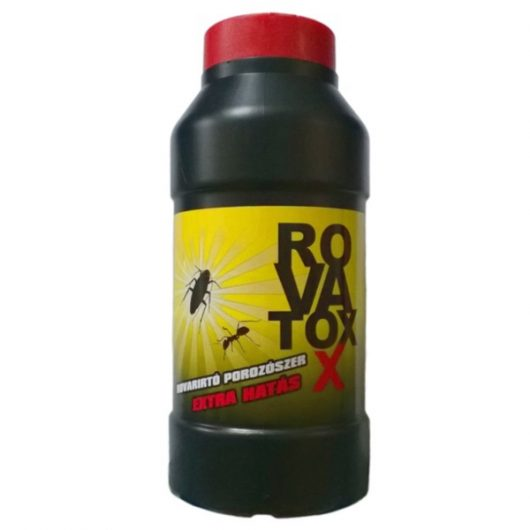 Rovatoxx Rovarirtó Por 100g