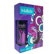 Malizia Mora Duo Pack Díszdoboz Nőknek Tusfürdővel Dezodorral