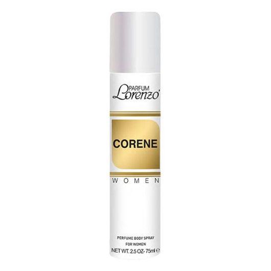 Lorenzo Corene Parfüm Dezodor Nőknek