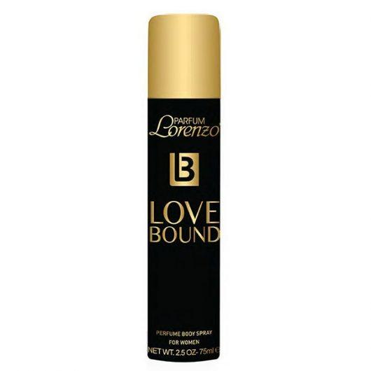 Lorenzo Love Bound Parfüm Dezodor Nőknek