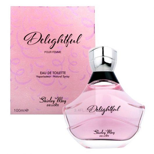 Shirley May Delightful Deluxe EdT Női Parfüm 100ml