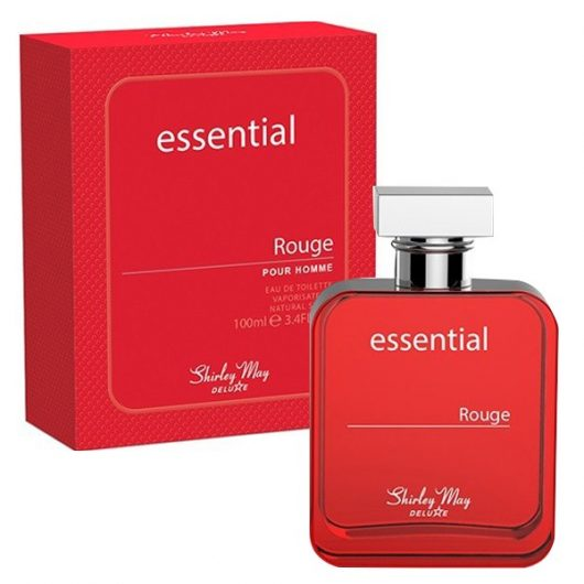 Shirley May Essential Rouge Deluxe EdT Férfi Parfüm 100ml
