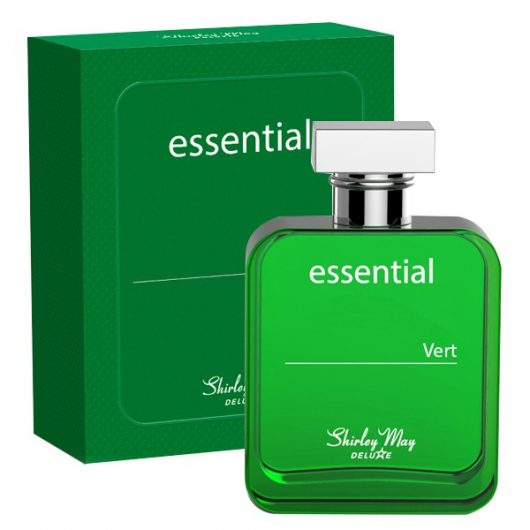 Shirley May Essential Vert Deluxe EdT Férfi Parfüm 100ml