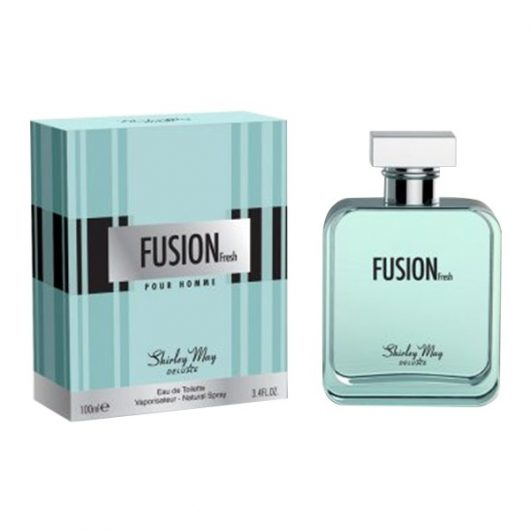 Shirley May Fusion Fresh Deluxe EdT Férfi Parfüm 100ml
